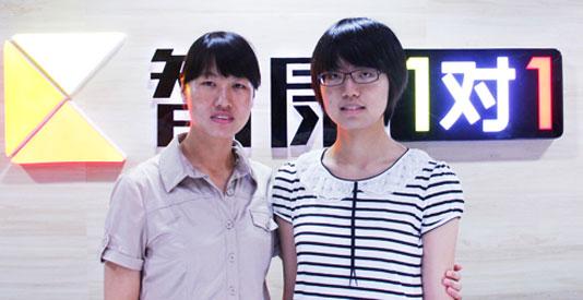 智康优秀学员 张京瑶