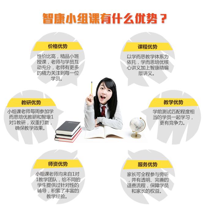 天津爱智康六年级数学期末小组课
