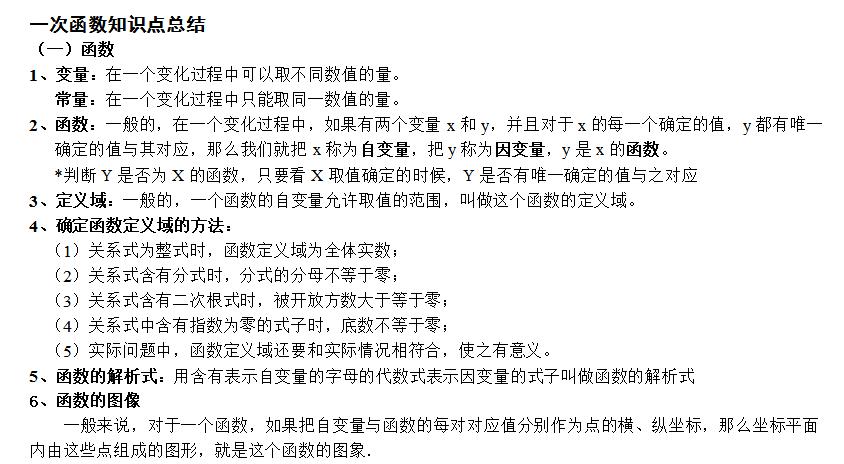 北京初中数学八年级一次函数!一次函数这个知识点贯穿中学生的整个数学系统,对之后的数学学习相当的重要。爱智康小编整理分享:北京初中数学八年级一次函数的相关知识点及其专项练习题,供同学们参考学习使用。可以免费下载哦!    北京初中数学八年级一次函数知识点和专项练习题: