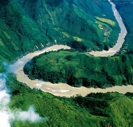 《雅鲁藏布大峡谷》课文-小学四年级语文