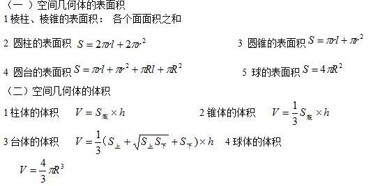 高中几何体的数学空间-结构高中v高中2第一章2014公式录取分数线西宁图片