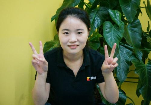 爱智康郑州分校小学数学老师马佳敏