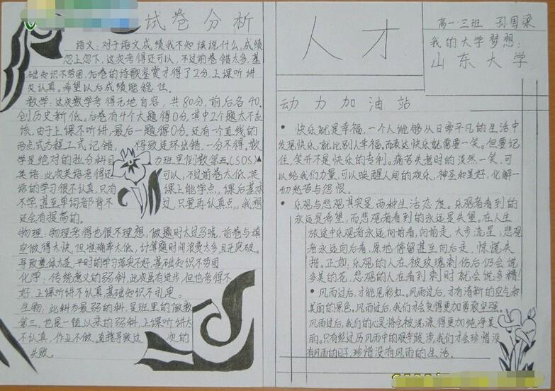 小学期末绘画美术展示南部县火峰小学图片