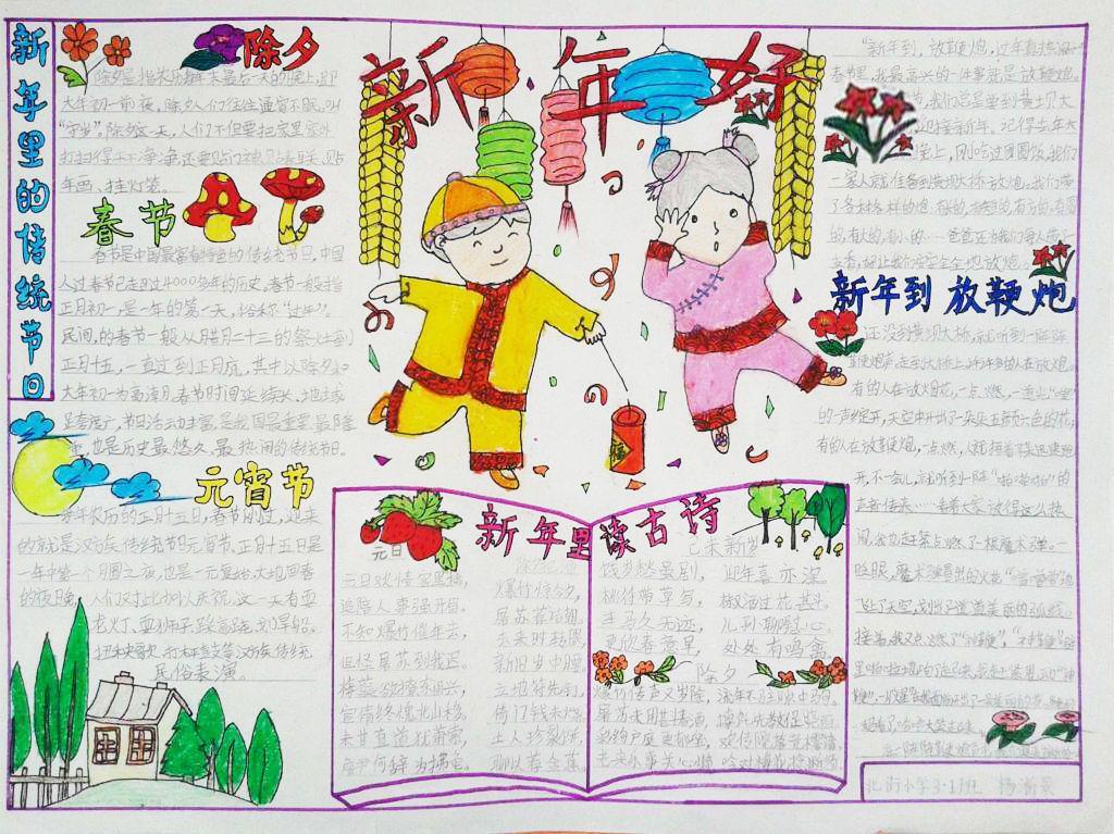 希望大家能够学习借鉴,为班级准备更具特色的手抄报.