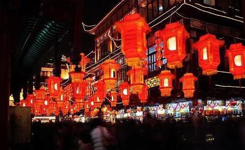 2017年成都元宵节花灯图片大全