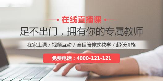 2017爱智康在线直播课程