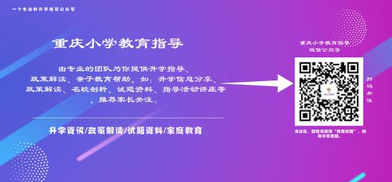 重庆小学教育指导